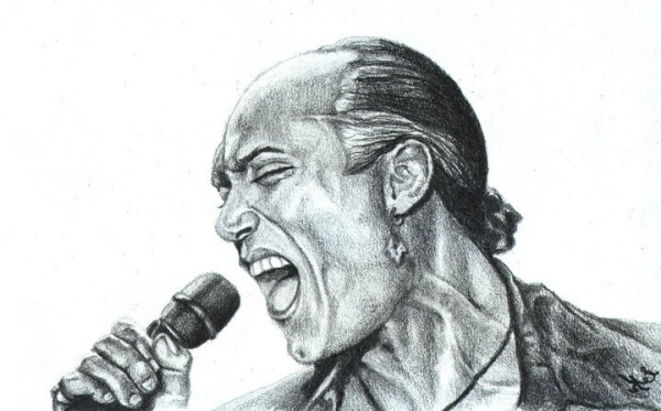 Ahmed Mouici par ElenaKosheleva